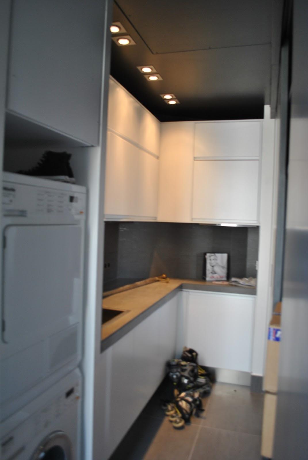Cuisine Kitchenaid Rouge : RENOV TOUS Création dune cuisine IKEA sur mesure[R