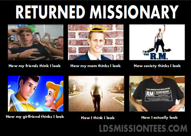 Lds returned missionary dating application