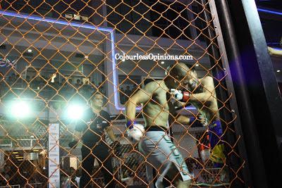 "MALIK ""The Savage "" KREISHAN vs UMAR GADOEV MFC6 Malaysian Fighting Championship 6 MMA"