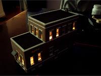 Cutting's Scissor Co. kit with interior lighting