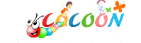 Cocoon Playschool and Kindergarten Trivandrum Logo