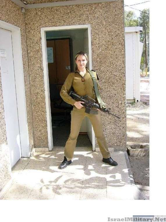 israel+girl+army+sexy