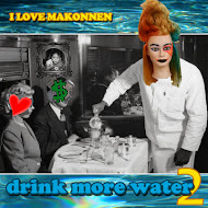 "I LOVE MAKONNEN ""DRINK MORE WATER 2"""