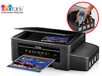 Expression ET-2500 ecotank All-In-One Printer