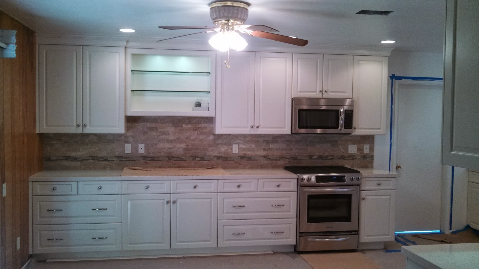 Brilliant Electric: Kitchen Remodel & Complete Rewire with dedicated ...