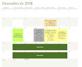 Atividades do Mês de Dezembro