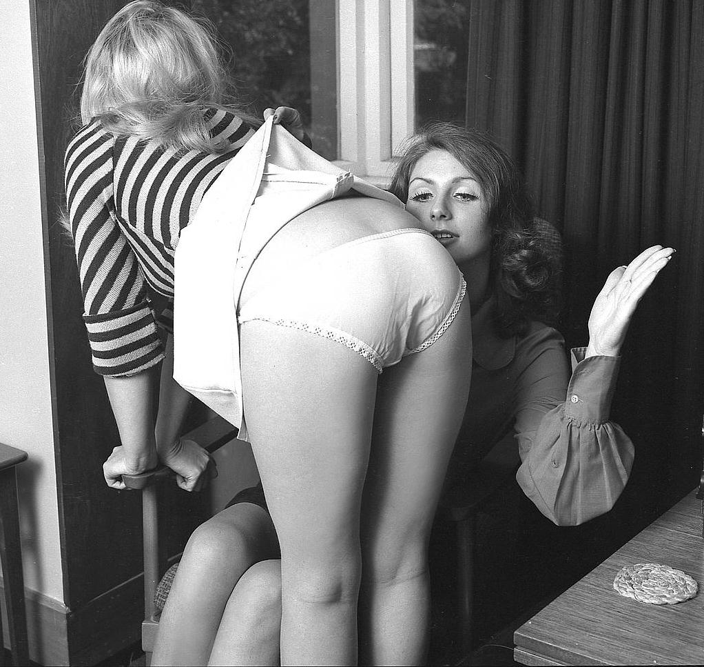 Theres Something About Mary Millington: Spanking Is Her ...