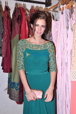 Kalki Koechlin at 'Atosa' fashion preview