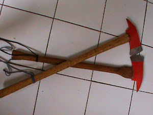 Fire AXE / Kapak