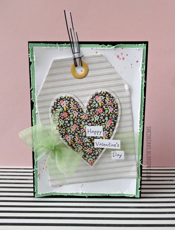 Valentine's Day Tag Card
