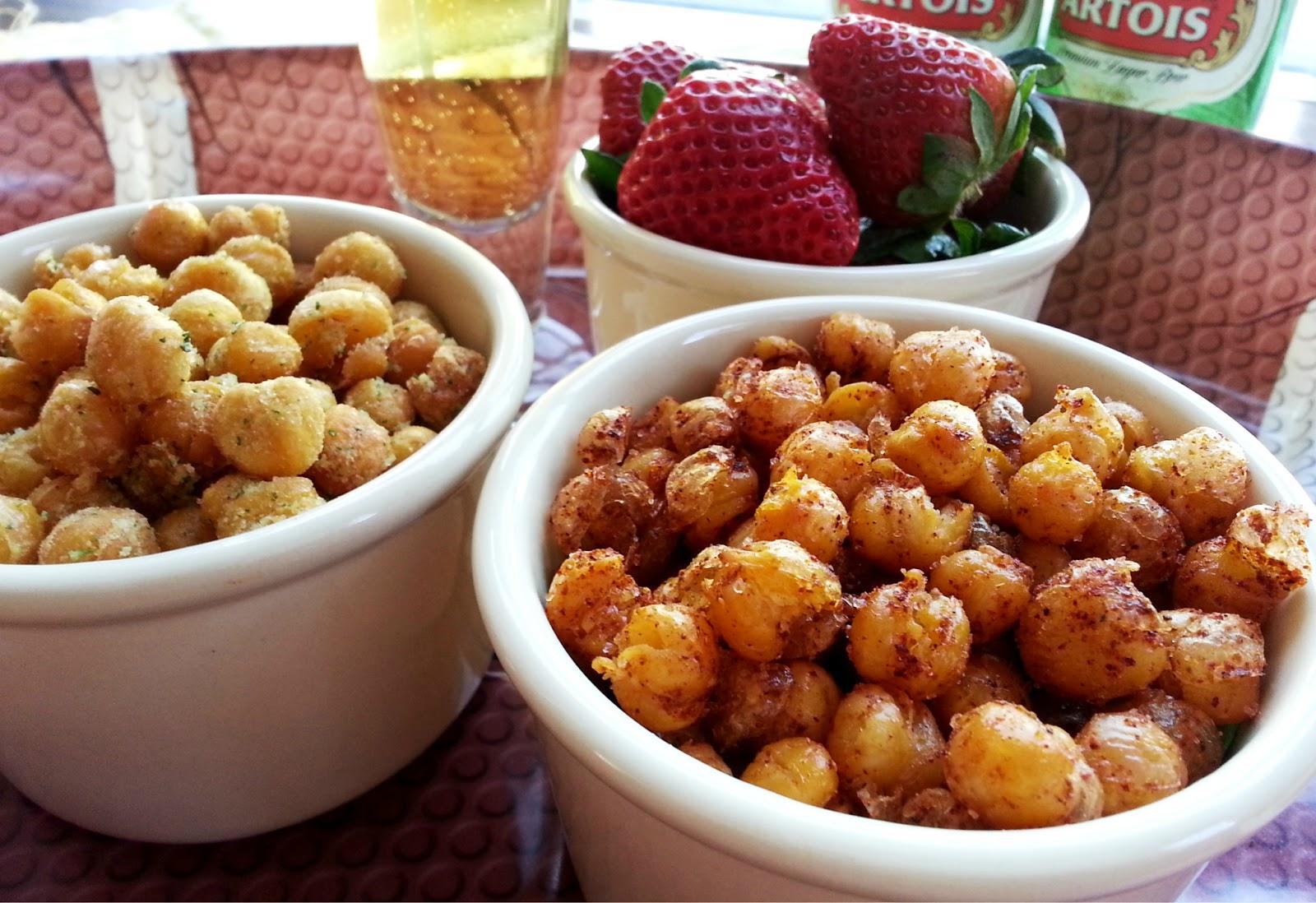 Fried Chickpeas