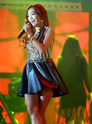 hyorin melon music awards 2013