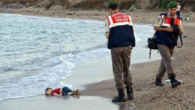 drowned syrian boy shocked the world