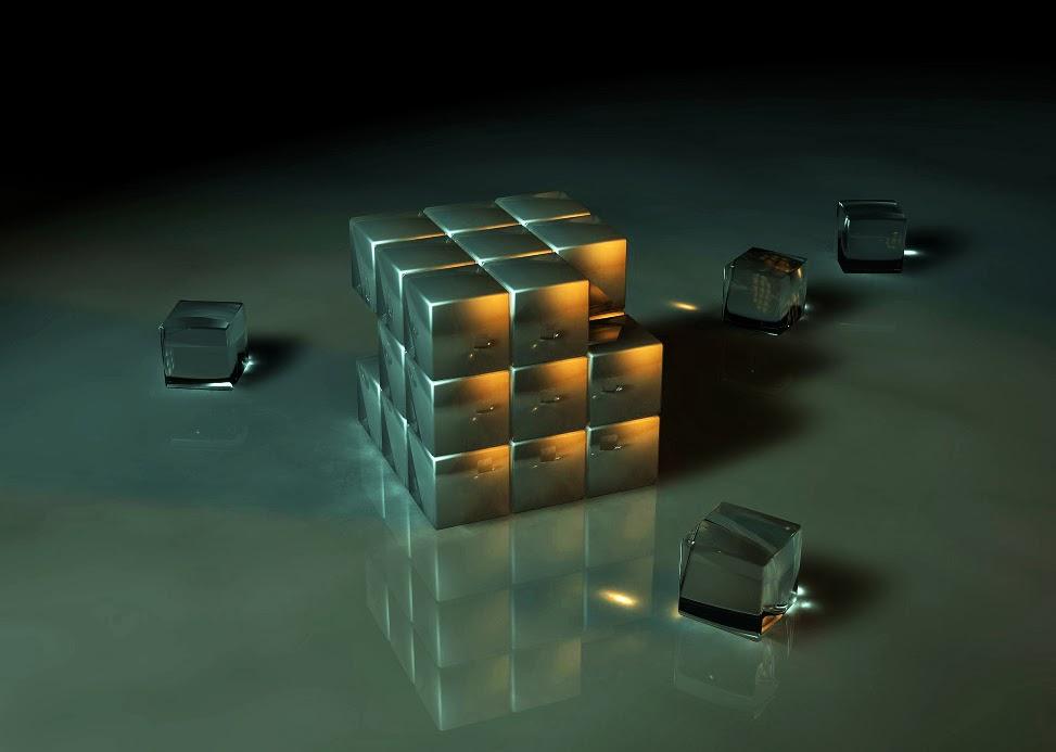 ciencia y fe cubo