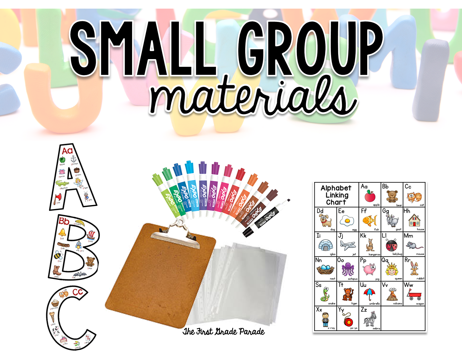 Small Group Alphabet Instruction (AKA - The Longest Post EVER ...