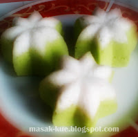 Resep membuat aneka kue putri ayu istimewa enak dan cantik