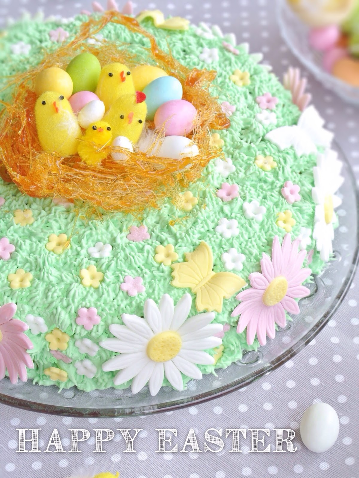"Top Sprinkles Dress: Torta ""Buona Pasqua"" (pizza dolce abruzzese) BS33"