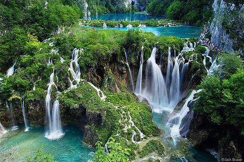 Plitvice Falls
