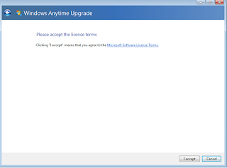 Upgrade windows startker ke ultimate