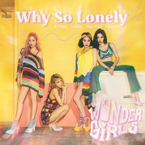 "Wonder Girls - ""Why So Lonely"""