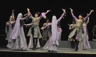 concerto Azerbaigian