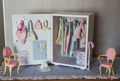 Barbie klesskap