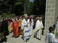 Слава Вождовачког храма, 2014. лета Господњег