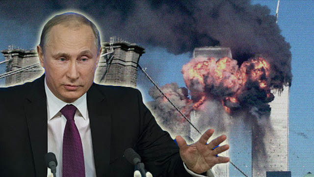 Russia Presents Evidence Against U.S. , UK and Israel As Being the Actual 9/11 Terrorist