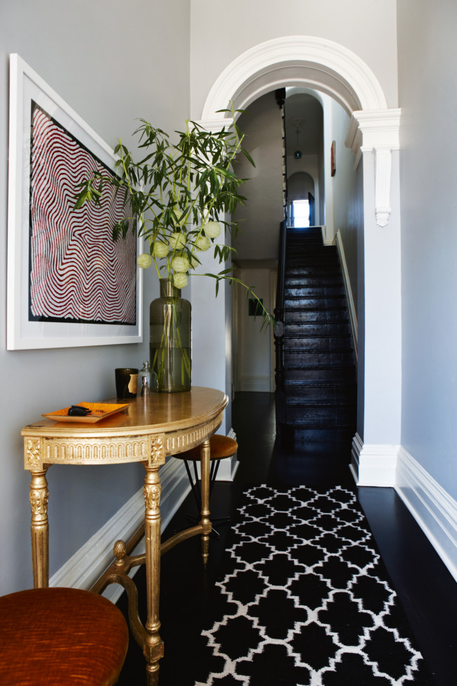 Blending Victorian Era Style With Modern Pieces, All With A Mainly Neutral  Backdrop, Has