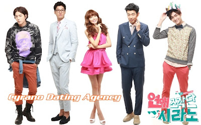 Download K-Drama Cyrano Dating Agency Episode 8