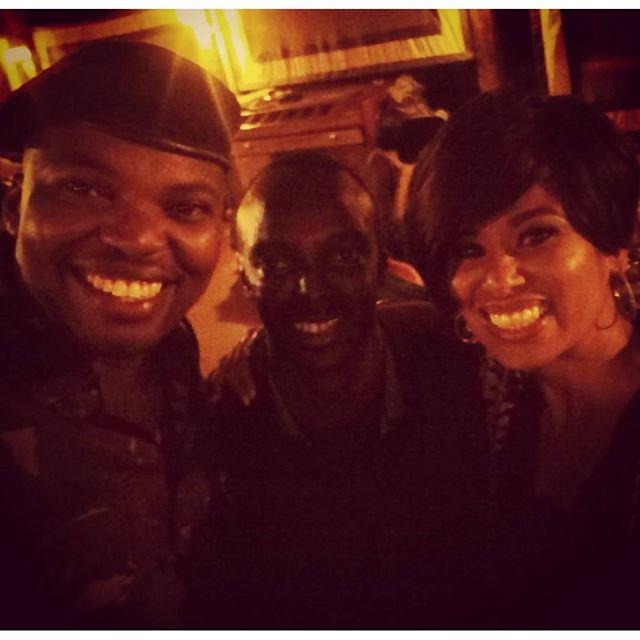 Video Of Julie Gichuru & MC Jessy Getting Freaky & Down On Churchill Show!