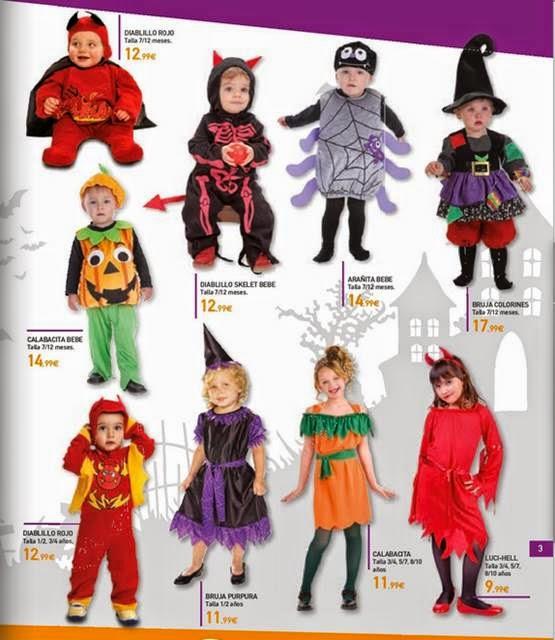 disfraz infantil haloween 2014 toy