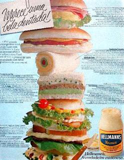 propaganda maionese Helmanns - 1979. 1979; os anos 70; propaganda na década de 70; Brazil in the 70s, história anos 70; Oswaldo Hernandez;