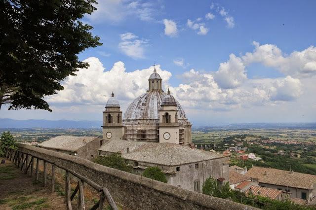 Montefiascone, Italy Lazio region