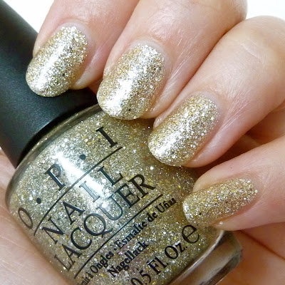 OPI Spark De Triomphe Nail polish Swatch
