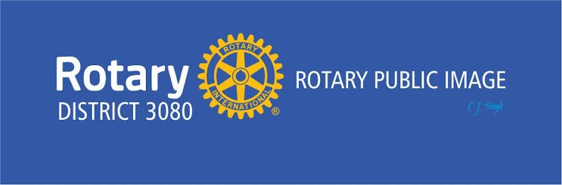 Rotary District 3080 Public Image