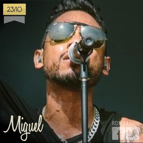 23 de octubre | Miguel - @MiguelUnlimited | Info + vídeos