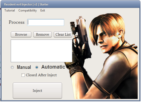 Resident evil Injector для Combat Arms.