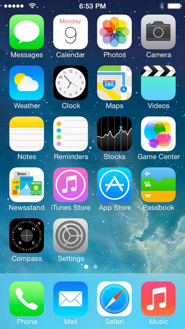 icloud-home-screen