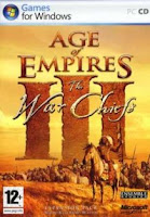 Cover Age of Empires III : The War Chiefs | www.wizyuloverz.com