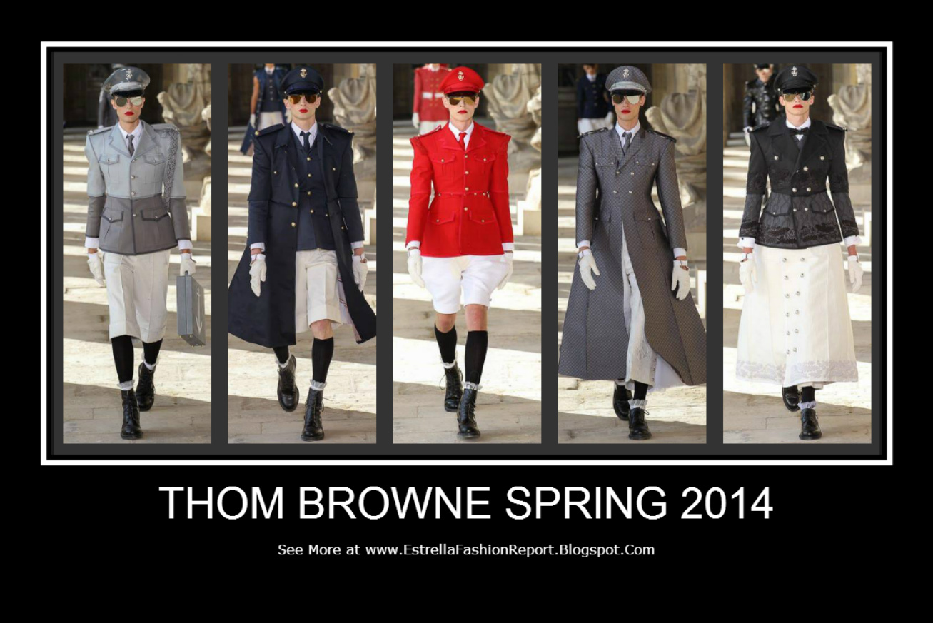 My experience at a Thom Browne sample in NYC : malefashionadvice