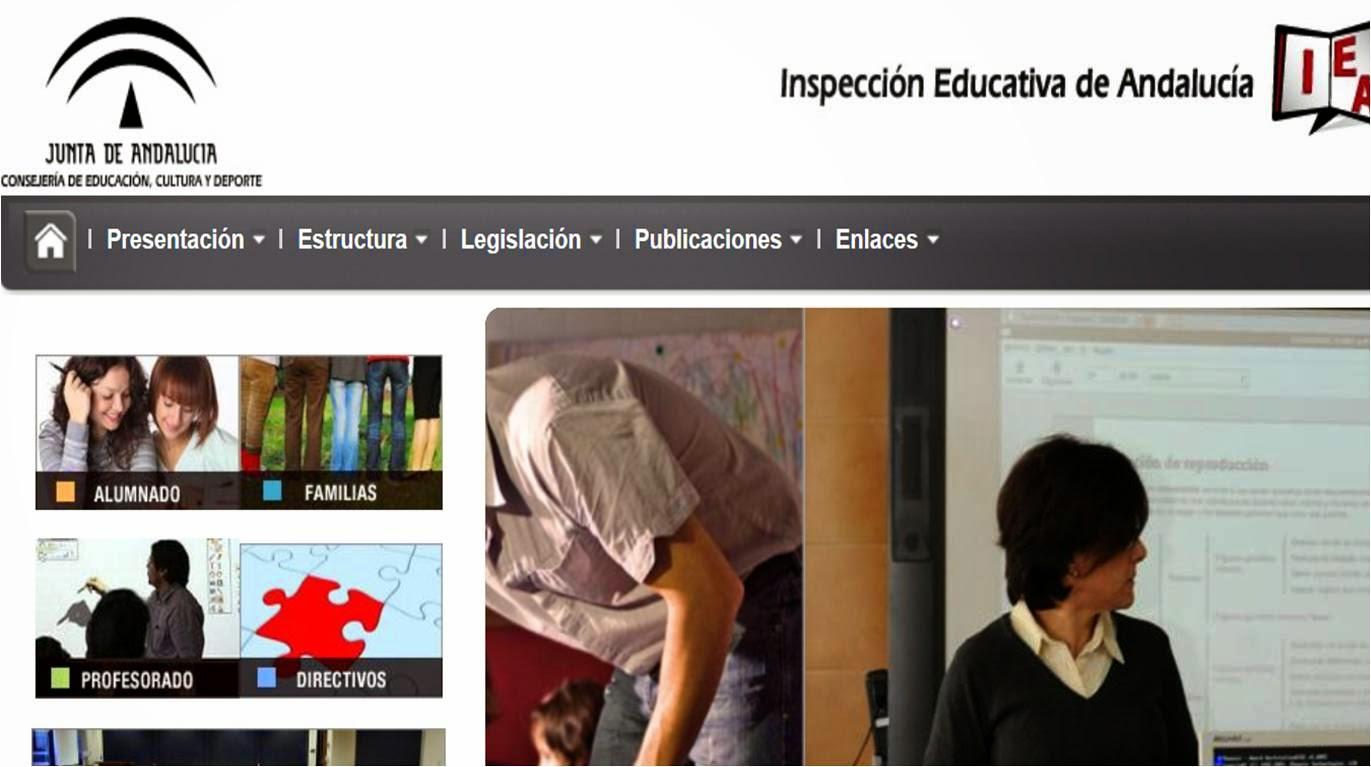 Inspección Educativa Andalucía