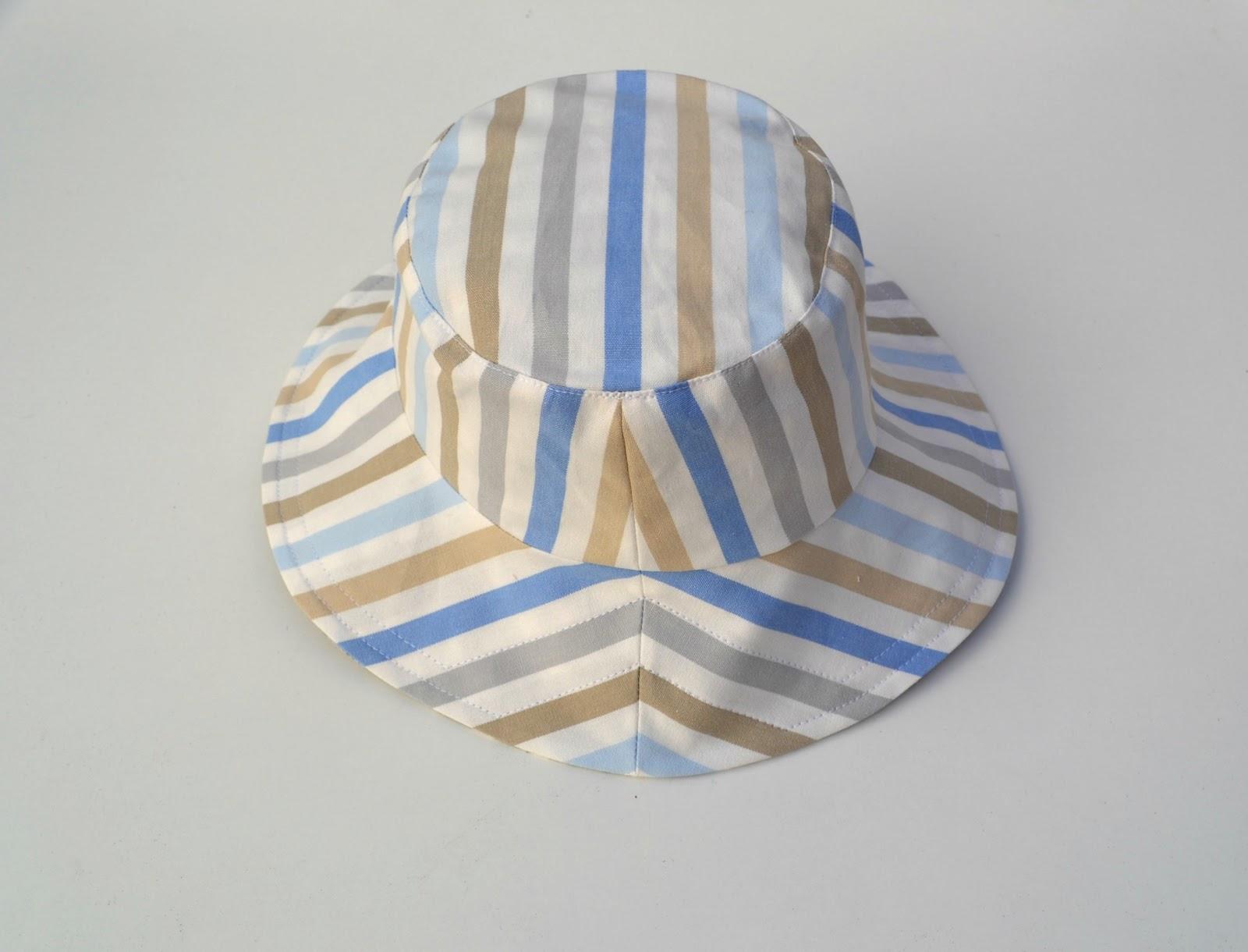 la inglesita: tutorial para casar rayaS :: matching stripes tutorial