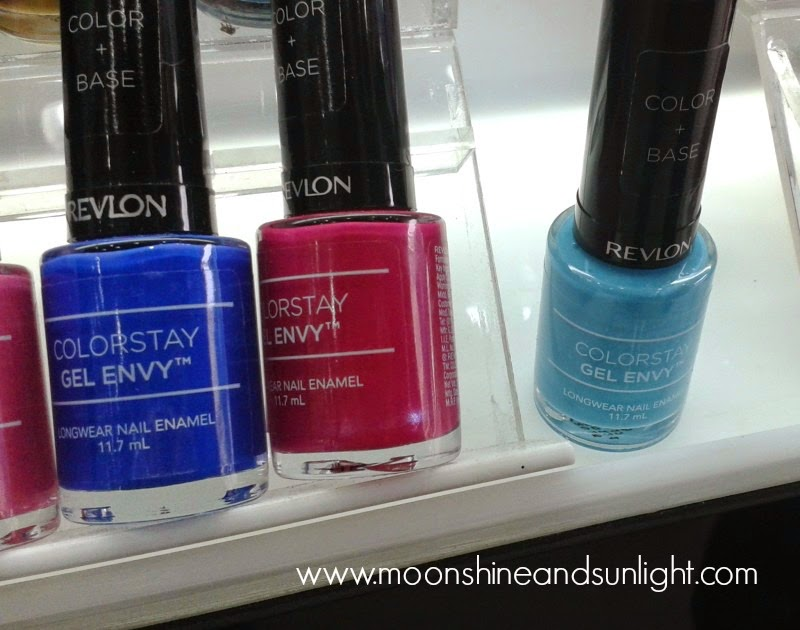 New Launch || Revlon Colorstay Gel Envy nail polishes