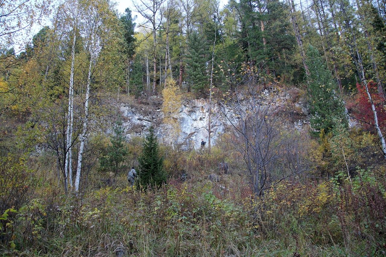 Хакасия. «Атгольская пещера»