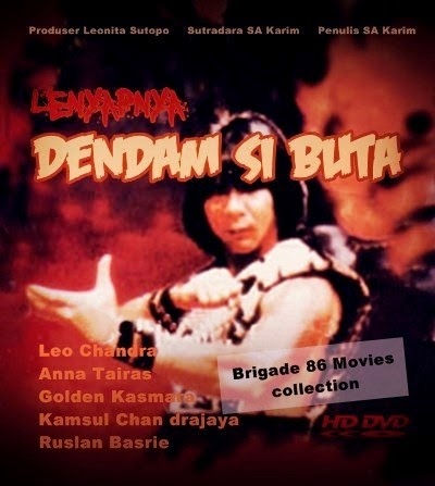 brigade 86 Movies center - Lenyapnya Dendam Si Buta (1983)