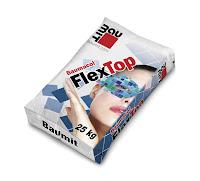 Adeziv Flexibil- Baumit FlexTop- pentru Lipire Placi Ceramice, Gresie, Piatra Naturala, Marmura, Lipire Placa peste Placa
