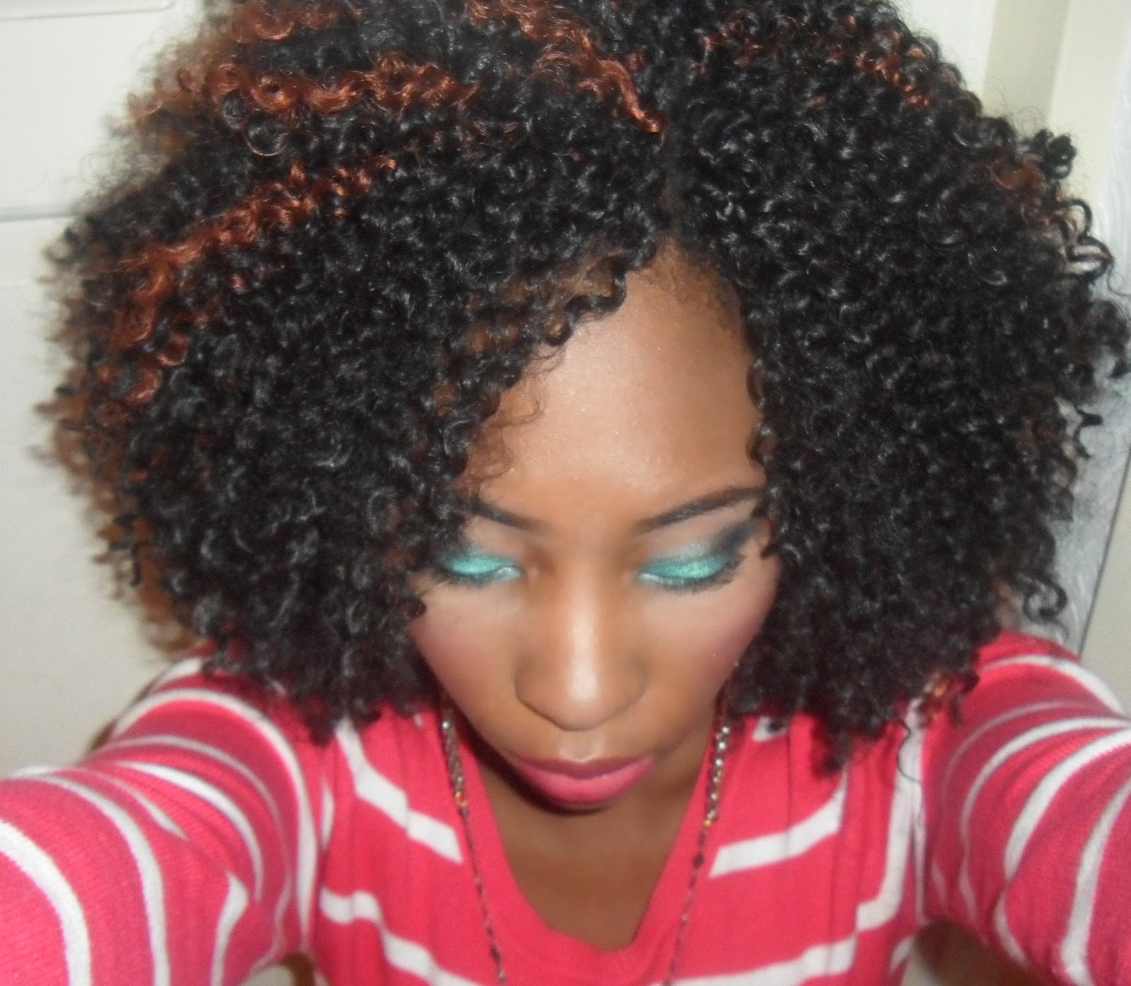 Crochet Hair You Can Curl : If you are interested in learning how to do crochet braids, here is a ...
