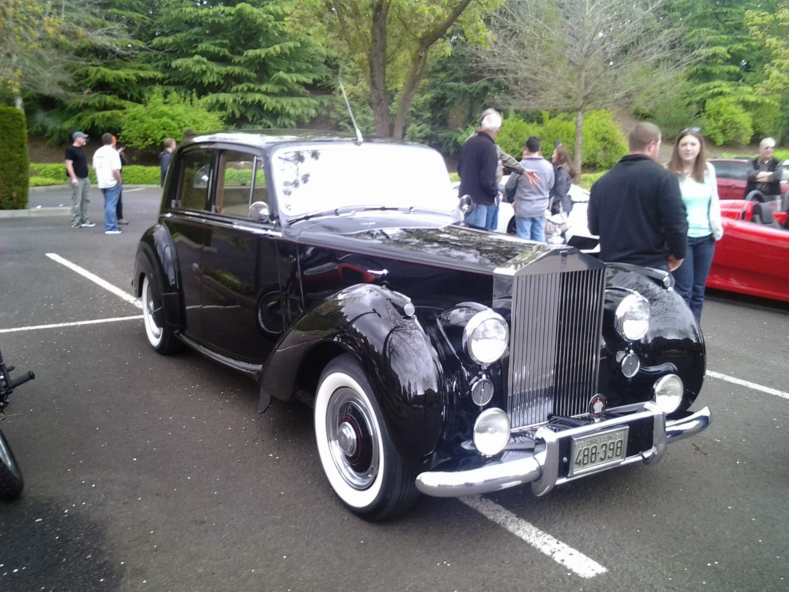 Vintage and Classic Car Blog: February 2014