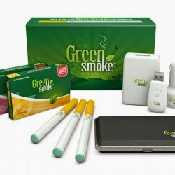 Green smoke electronic cigarette